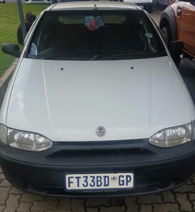 2008 Fiat Palio 1.2 5 door Go!