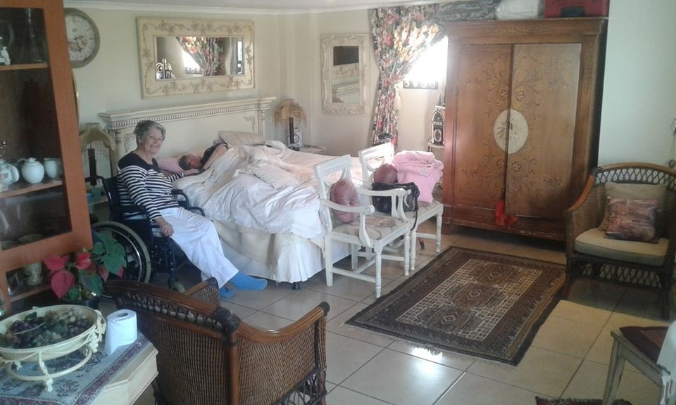 Bachelors flat in Grootfontein Country Estate