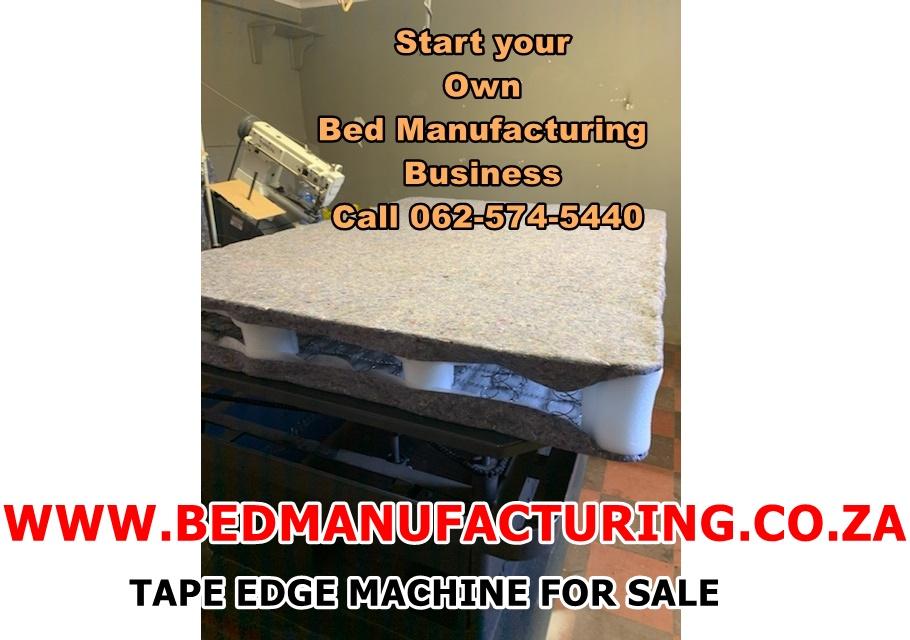 Mattress sewing machine for sale