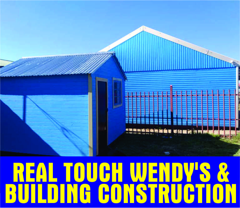 Real Touch Wendy's & Building Construction