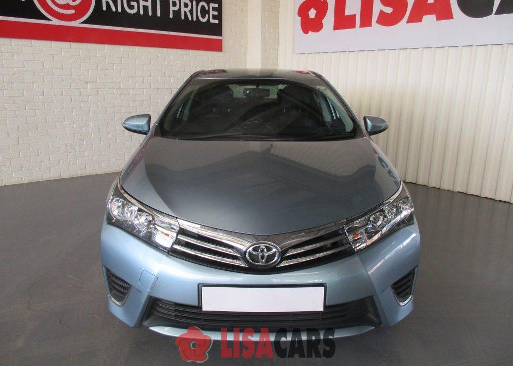 2014 Toyota Corolla 1.6 Prestige auto