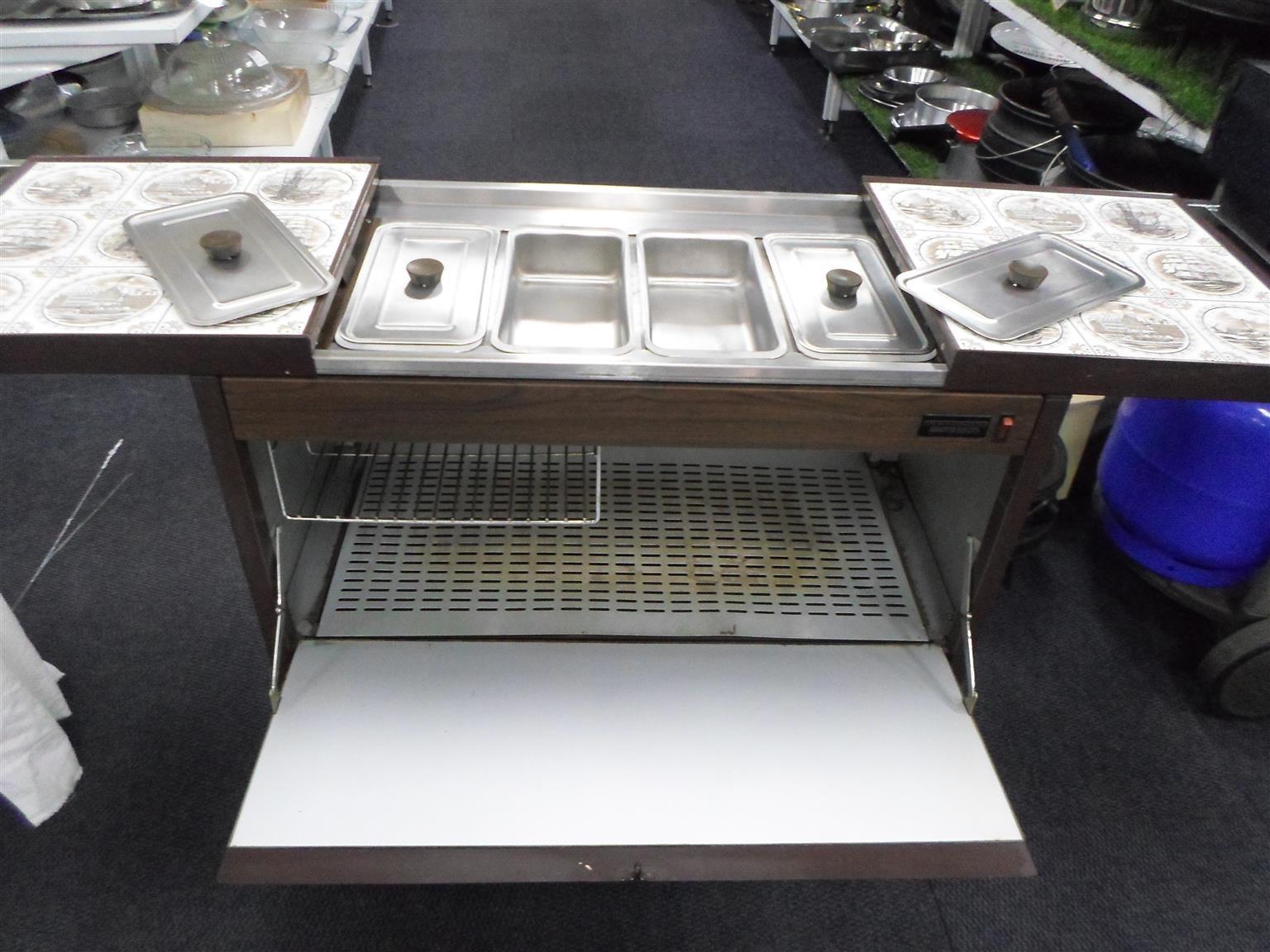 Food Warmer Hot Tray