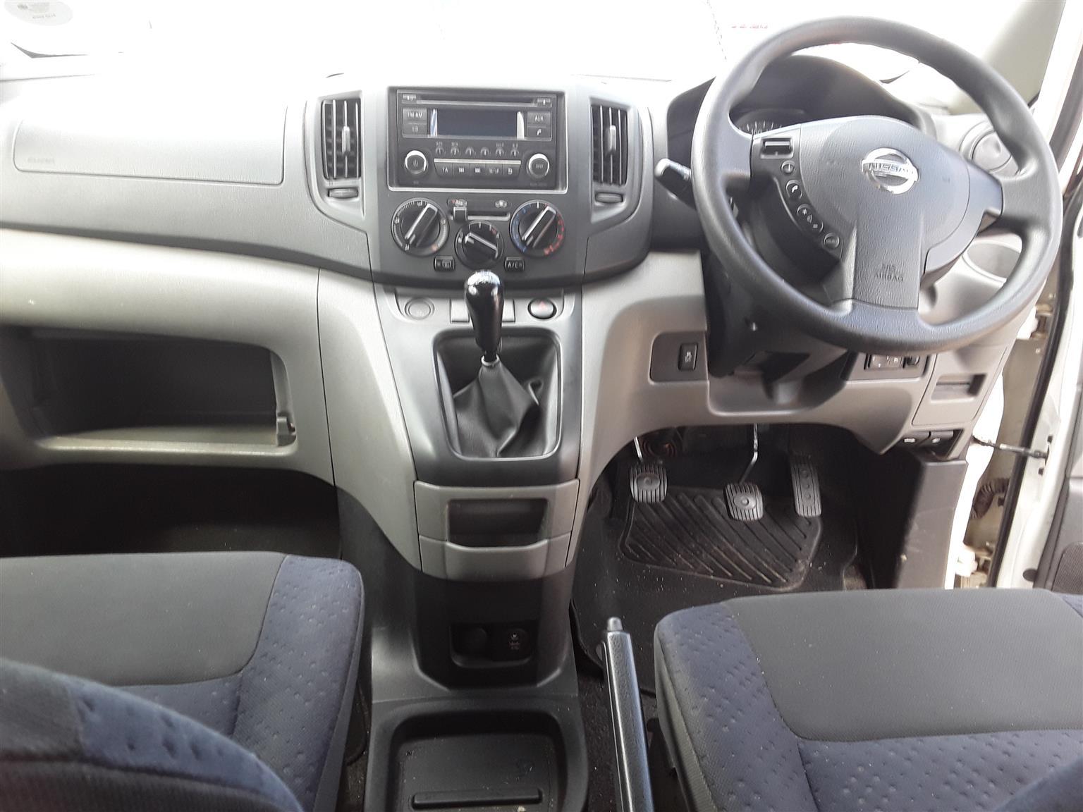 2015 Nissan NV200 Combi 1.6i Visia
