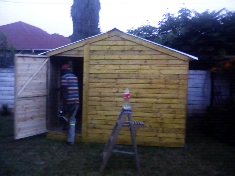 Wendy houses and wendy homes -  Tool sheds