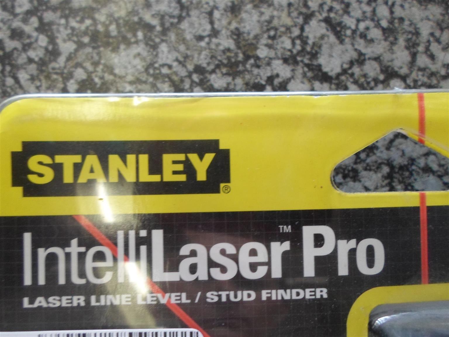Stanley Intelli Laser Pro laser Line Level