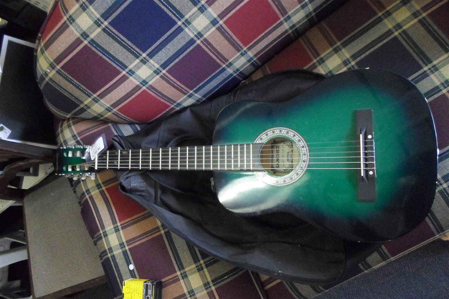 Sanchez Acoustic Guitar