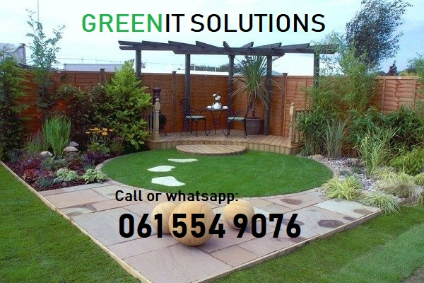Instant lawn,