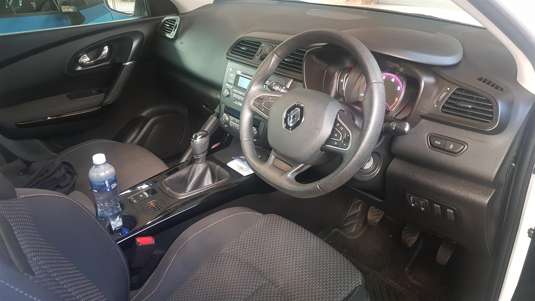 2017 Renault Kadjar 96kW turbo Expression