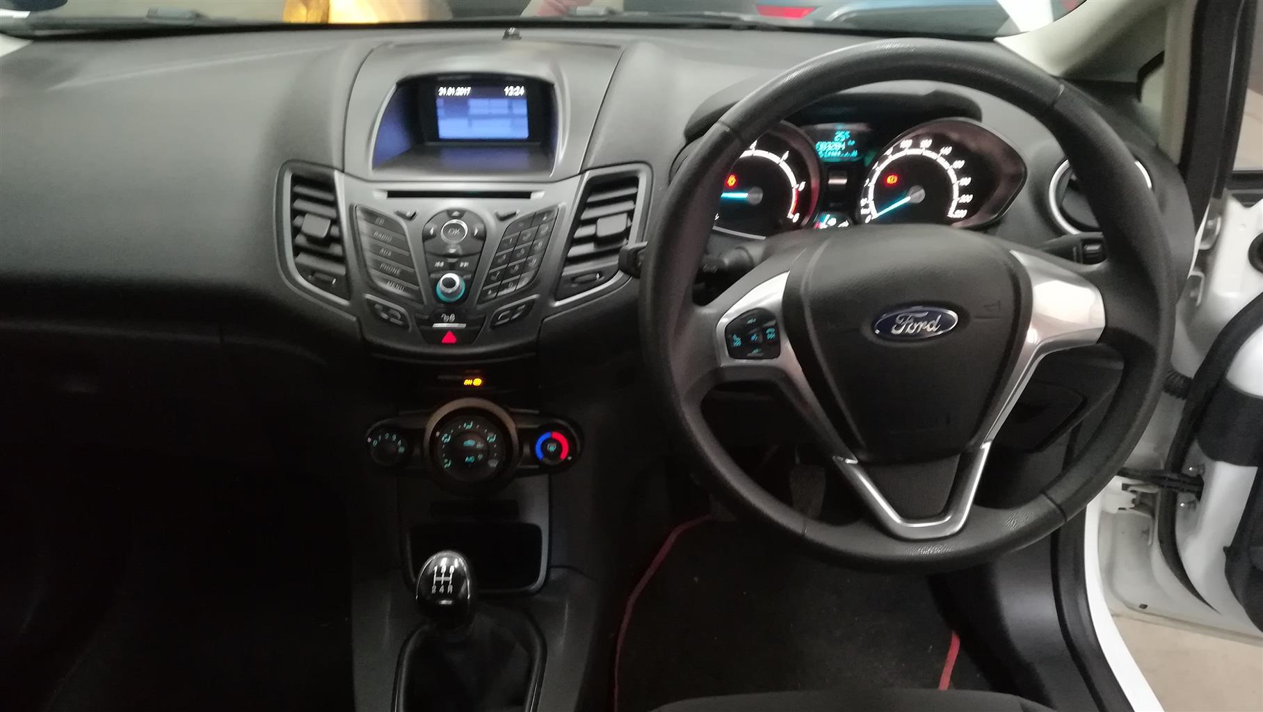 2017 Ford Fiesta 5 door 1.5TDCi Trend