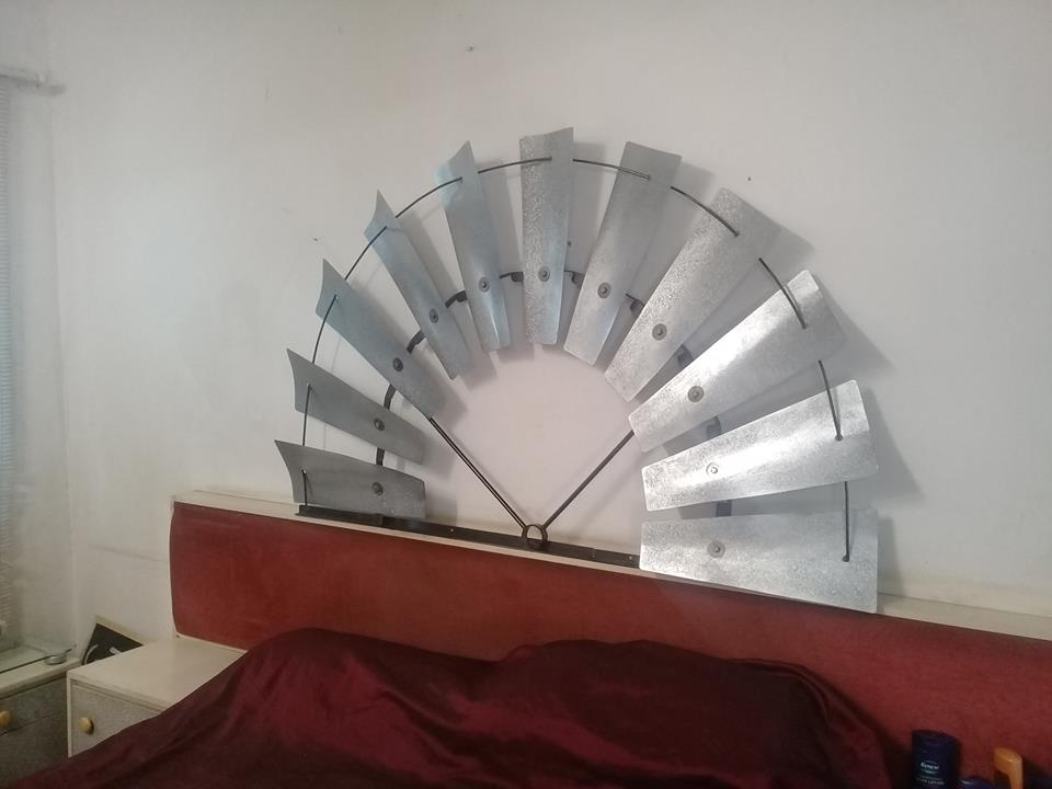 Windmill Wheels for decortion - Wall Mounted
