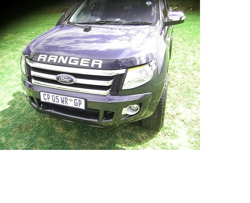 2013 Ford Ranger double cab RANGER 2.2TDCi XLT P/U D/C