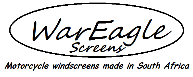 War Eagle Racing Motorcycle Screens and Fairings Honda CBR600F '11 Headlight Protector.