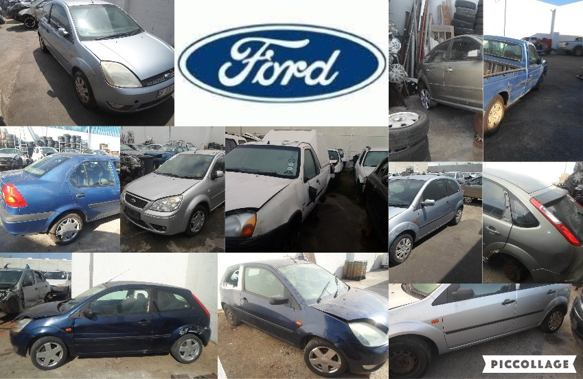 Breaking Up Ford For Spare Parts Junk Mail