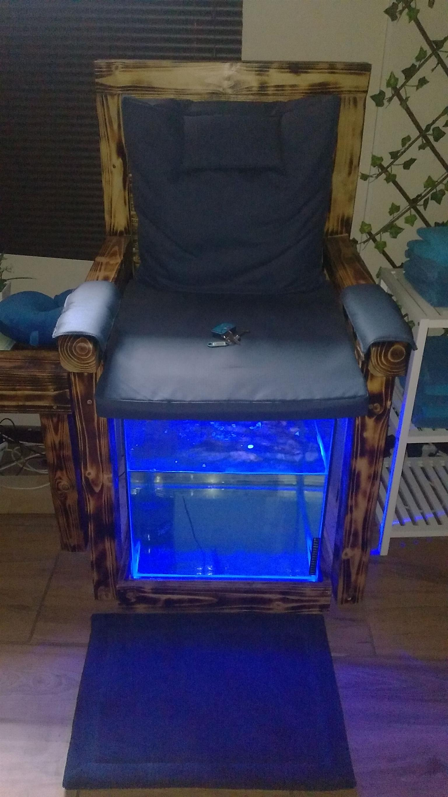 Fish spa business for sale