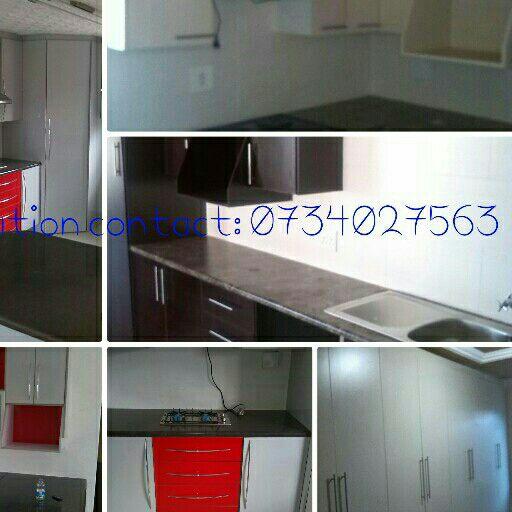Kitchen & Built In Cupboards