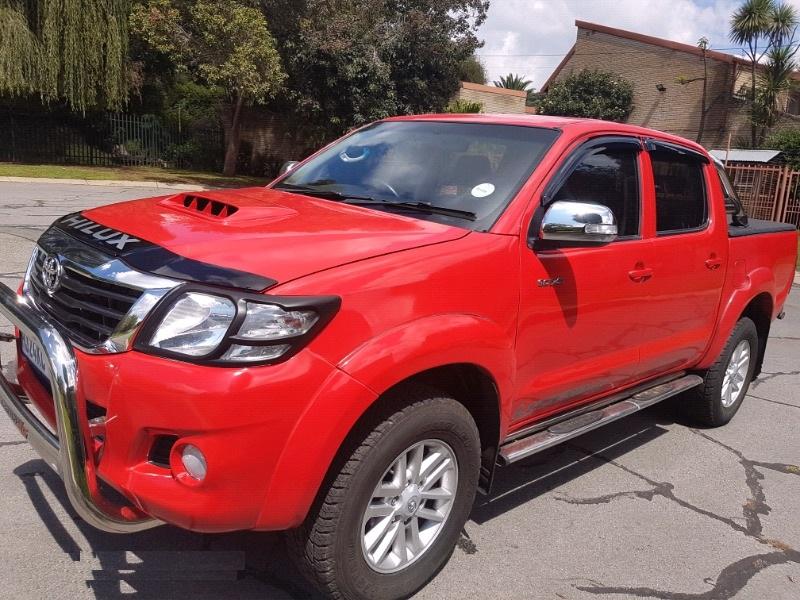 2010 Toyota Hilux 3.0D 4D double cab Raider Legend 40