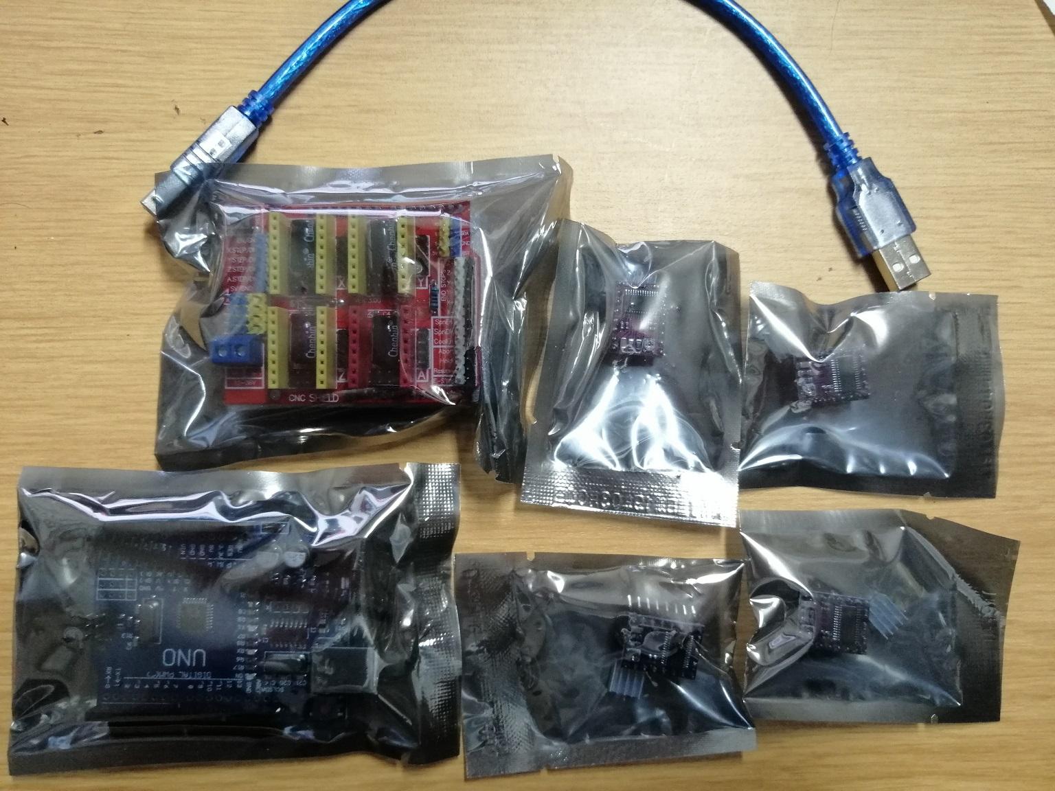 Arduino - UNO / NANO / CNC SHIELD