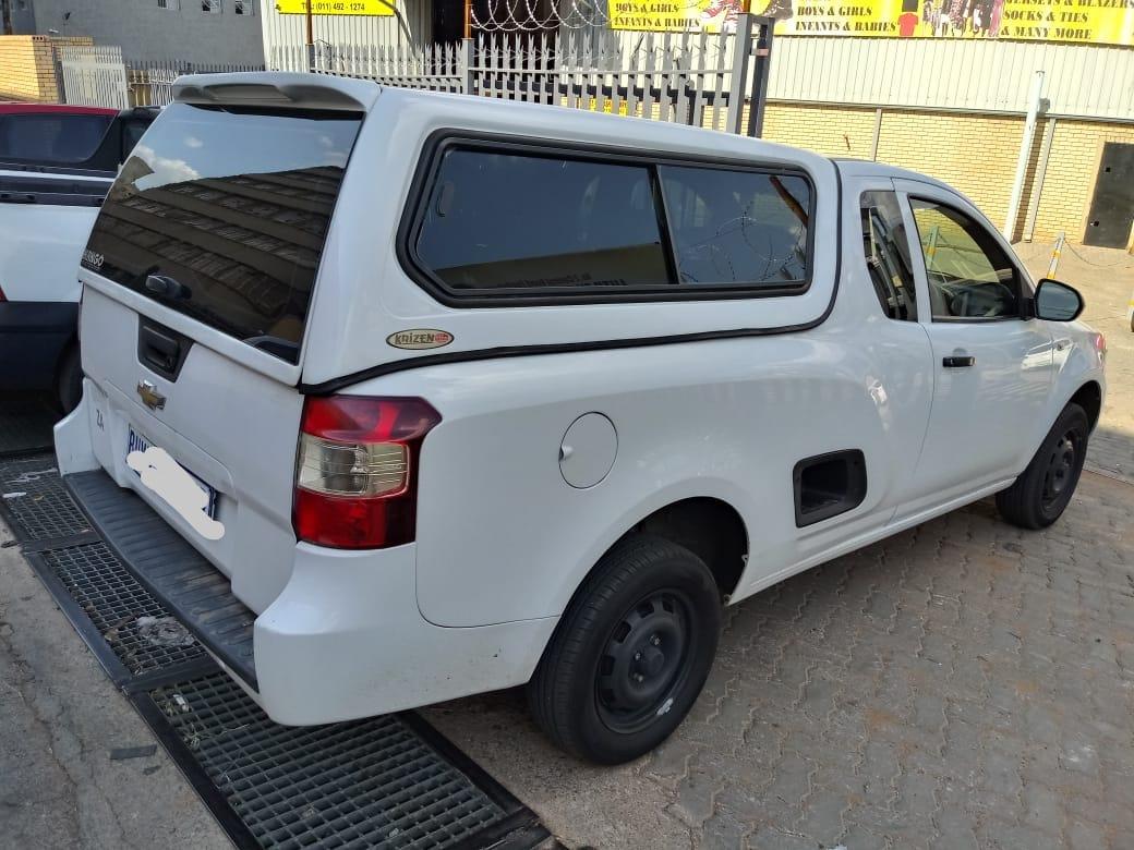 2013 Chevrolet Utility 1.4