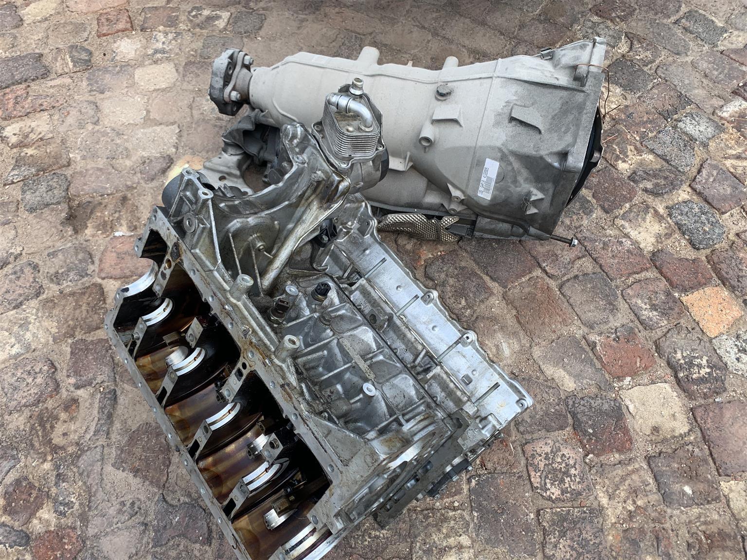 2005 BMW 1 Series 120d 5 door auto
