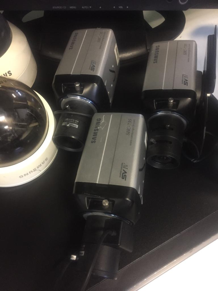 Security Samsung CCTV Camera Bundle