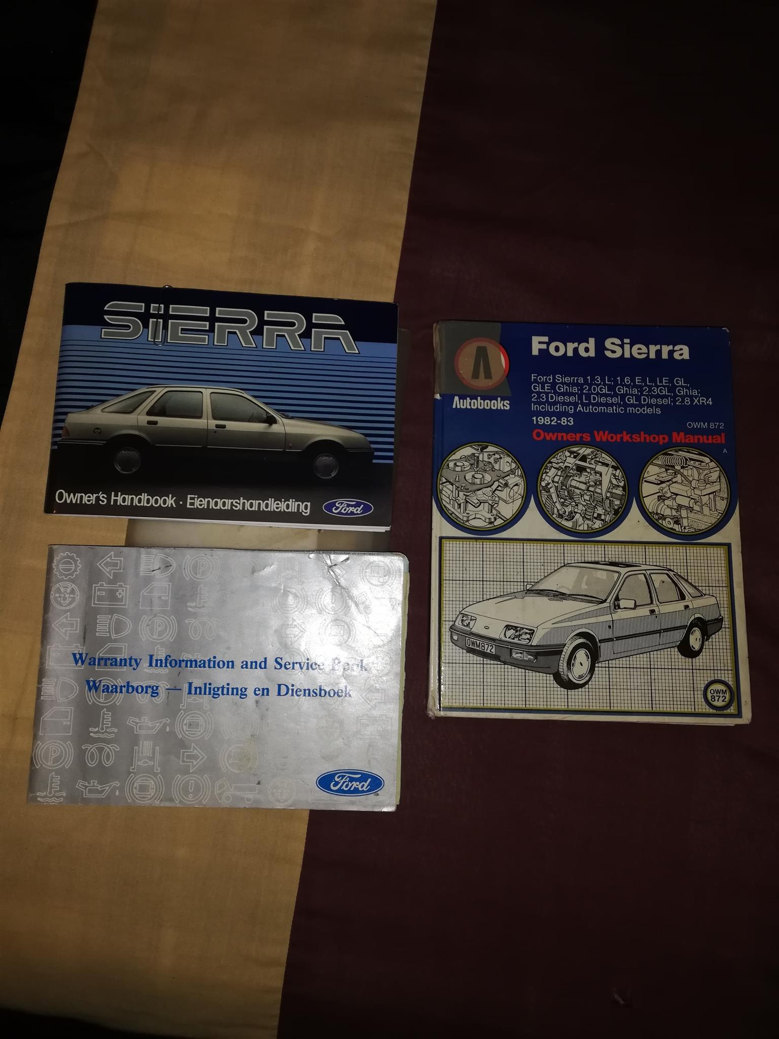 1987 Ford Sierra