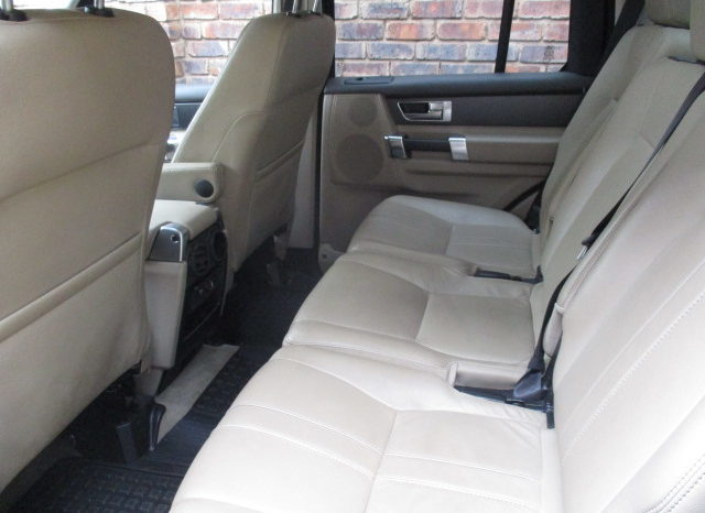 2014 Land Rover Discovery 4 3.0 TDV6 S