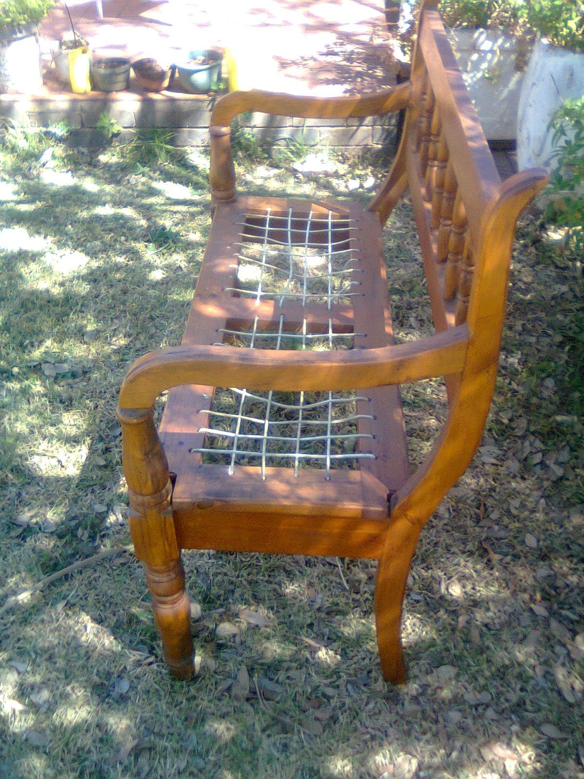 Antique'Riempies' Chair