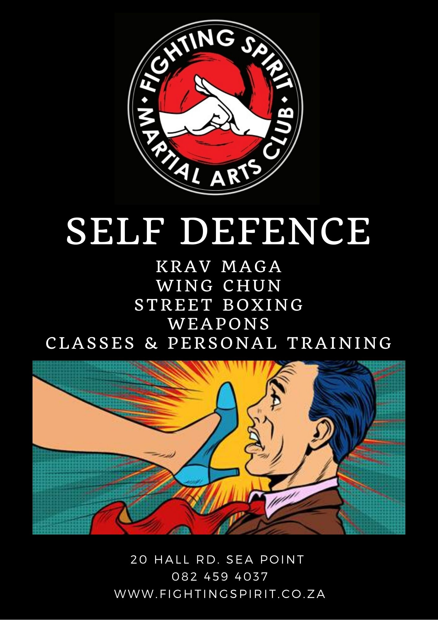 Functional Self Defence Training in Sea Point