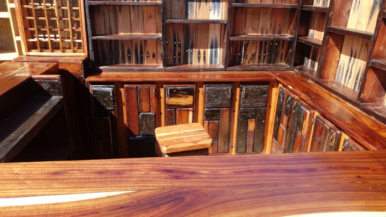 Bar in stock