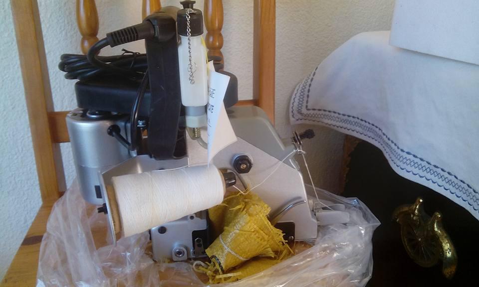 Portable Bag Closer / Bag Stitcher