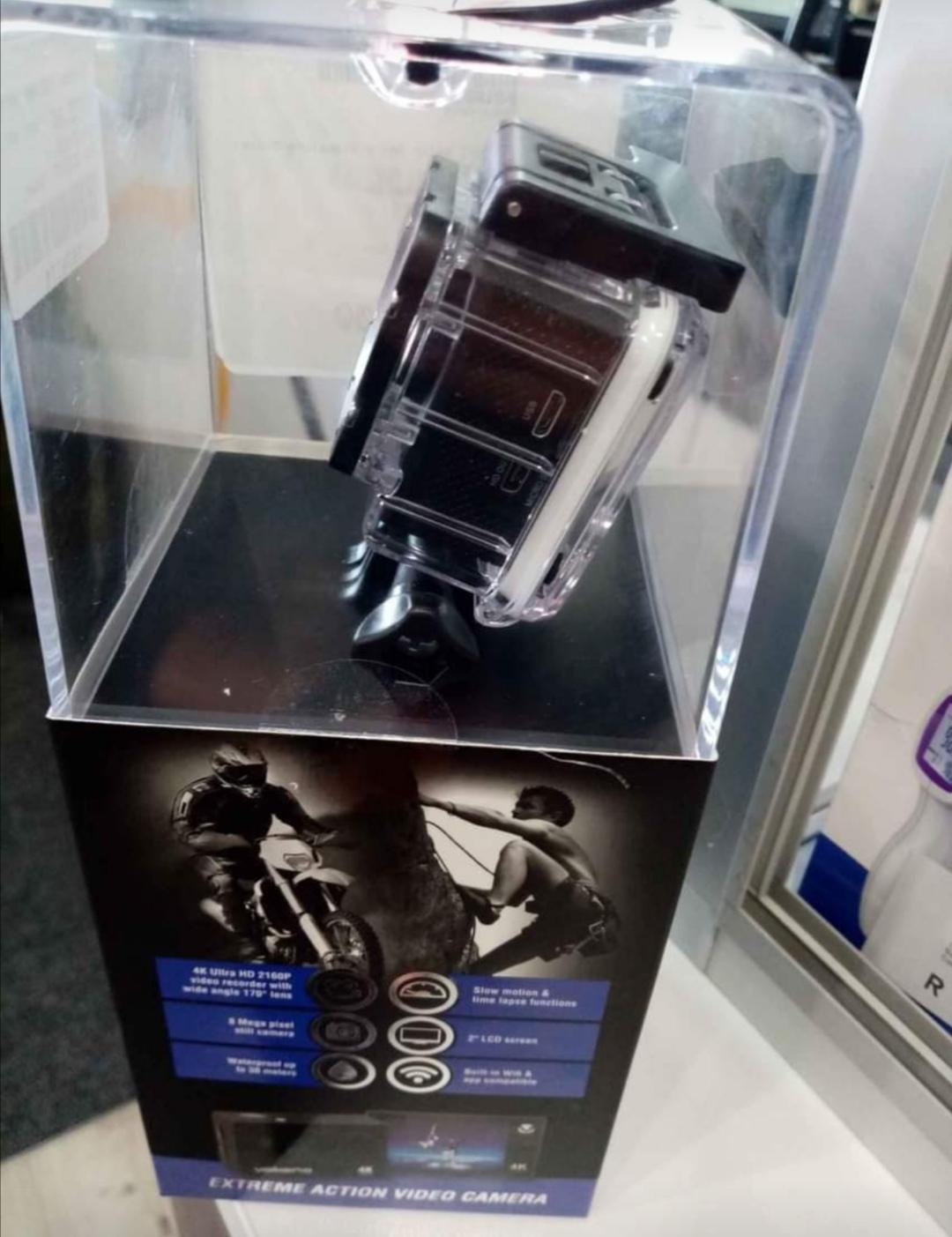 4k UHD Volkano Action Camera