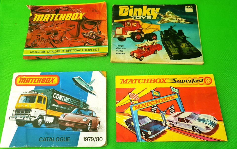 Matchbox dinky toy books | Junk Mail