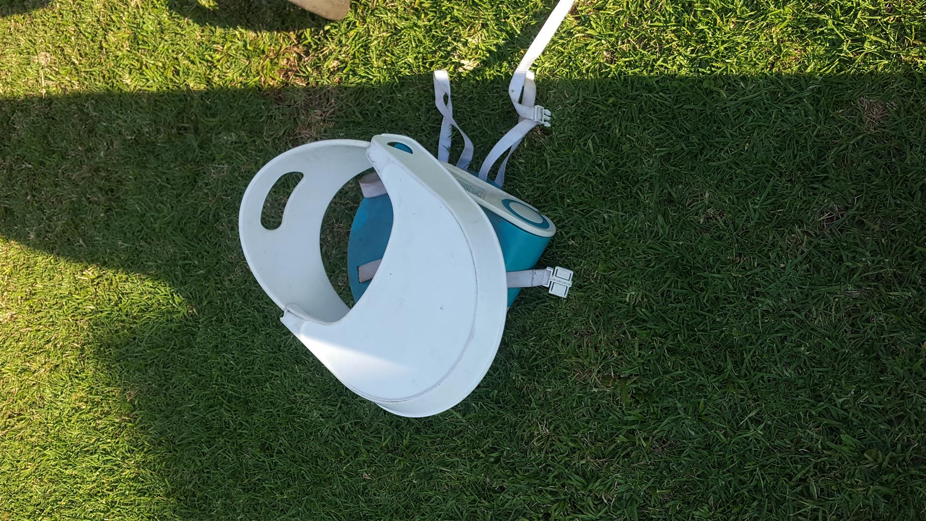 Summer portable feeding seat