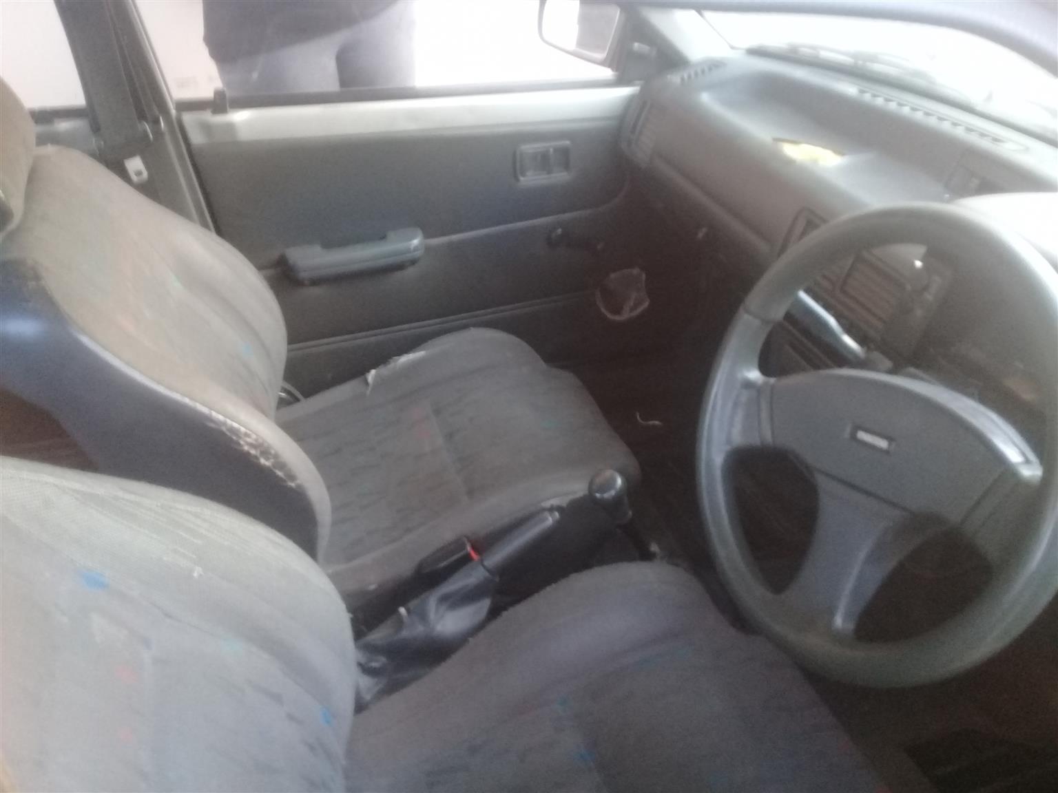 1996 Mazda 323