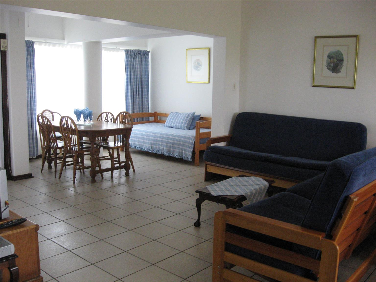 TRIPLE STOREY BLOCK OF FIVE FURNISHED ONE, TWO AND THREE BEDROOM FLATS. GOOD ROI - UVONGO