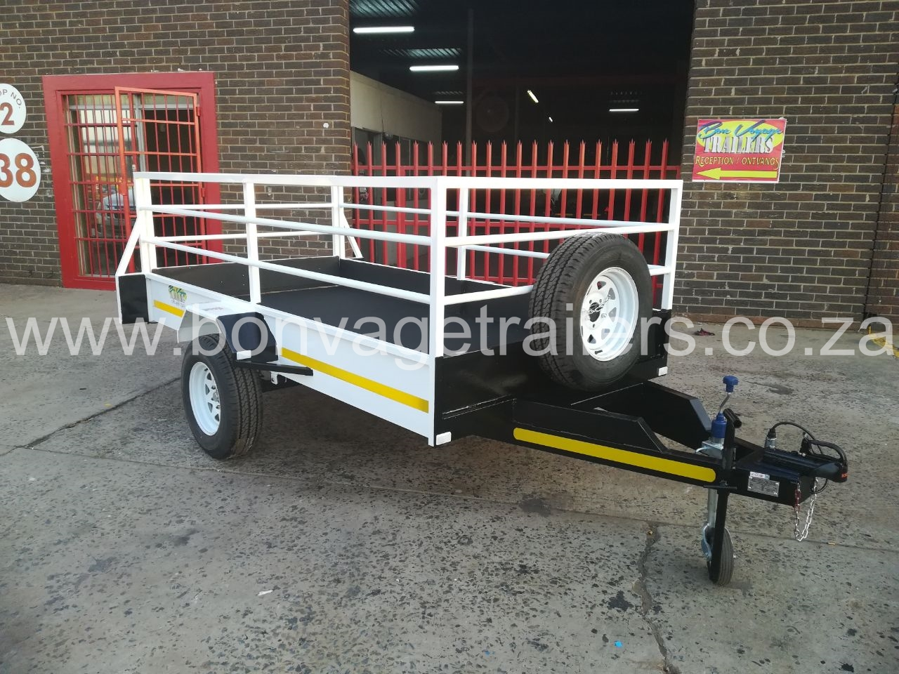 STANDARD 3 METER UTILITY TRAILER FOR SALE