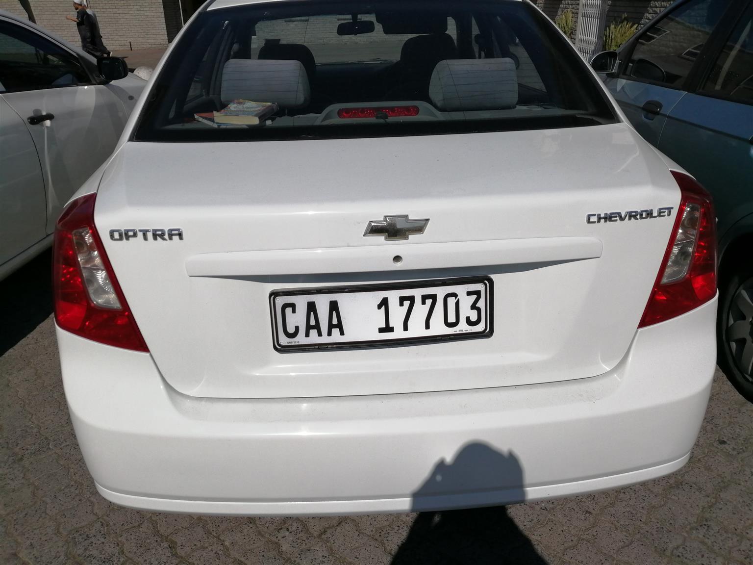 2009 Chevrolet Optra 1.6 L