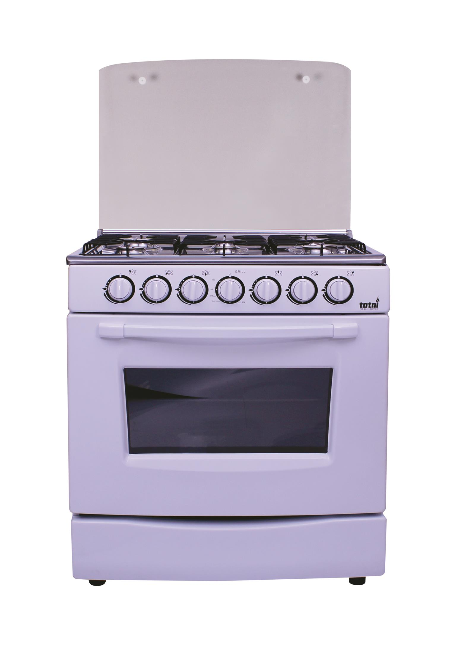 GAS STOVE WITH OVEN TOTAI