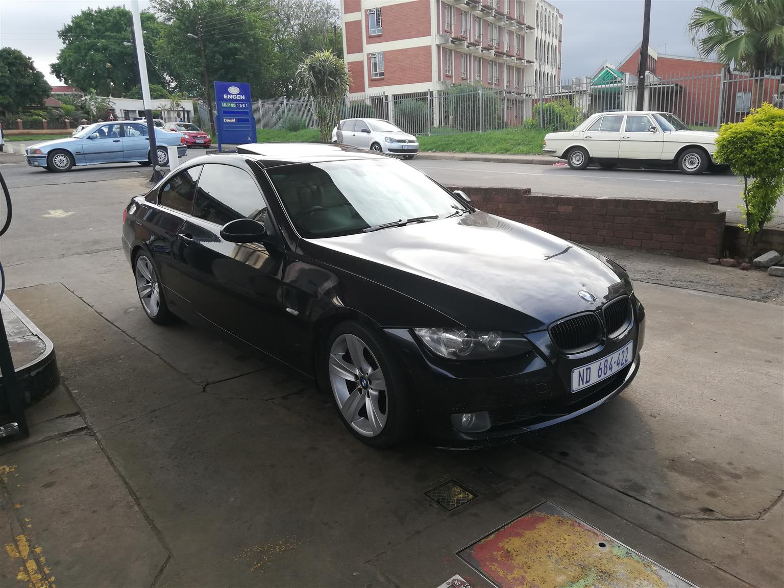 2008 Bmw 3 Series 335i Coupe Junk Mail