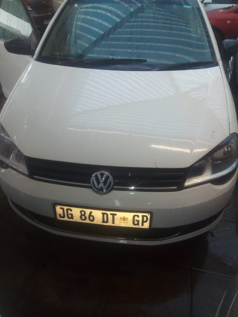 2015 VW Polo Vivo sedan 1.4