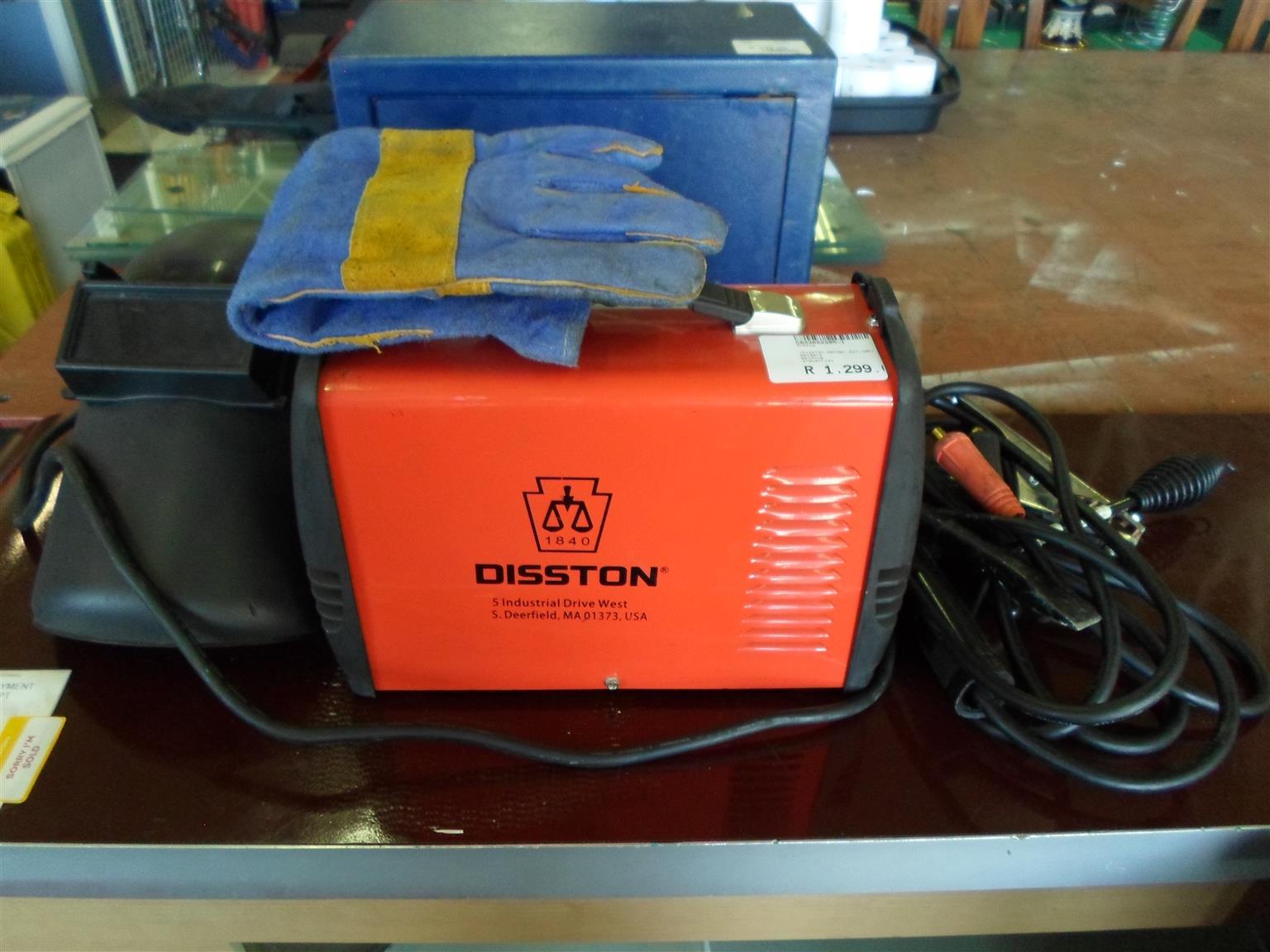 Disston DC Inverter MMA - 180