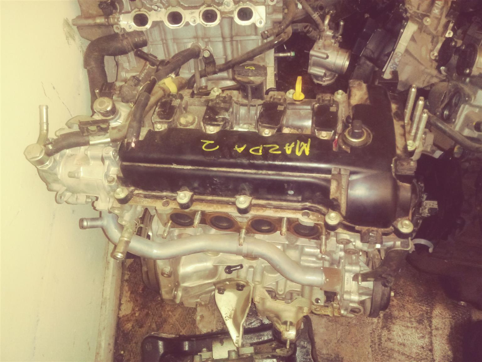ENGINES FOR SALE G4LA,G4FG,CHEV CRUZE,CHEV AVEO F16 AND MANY MORE IN