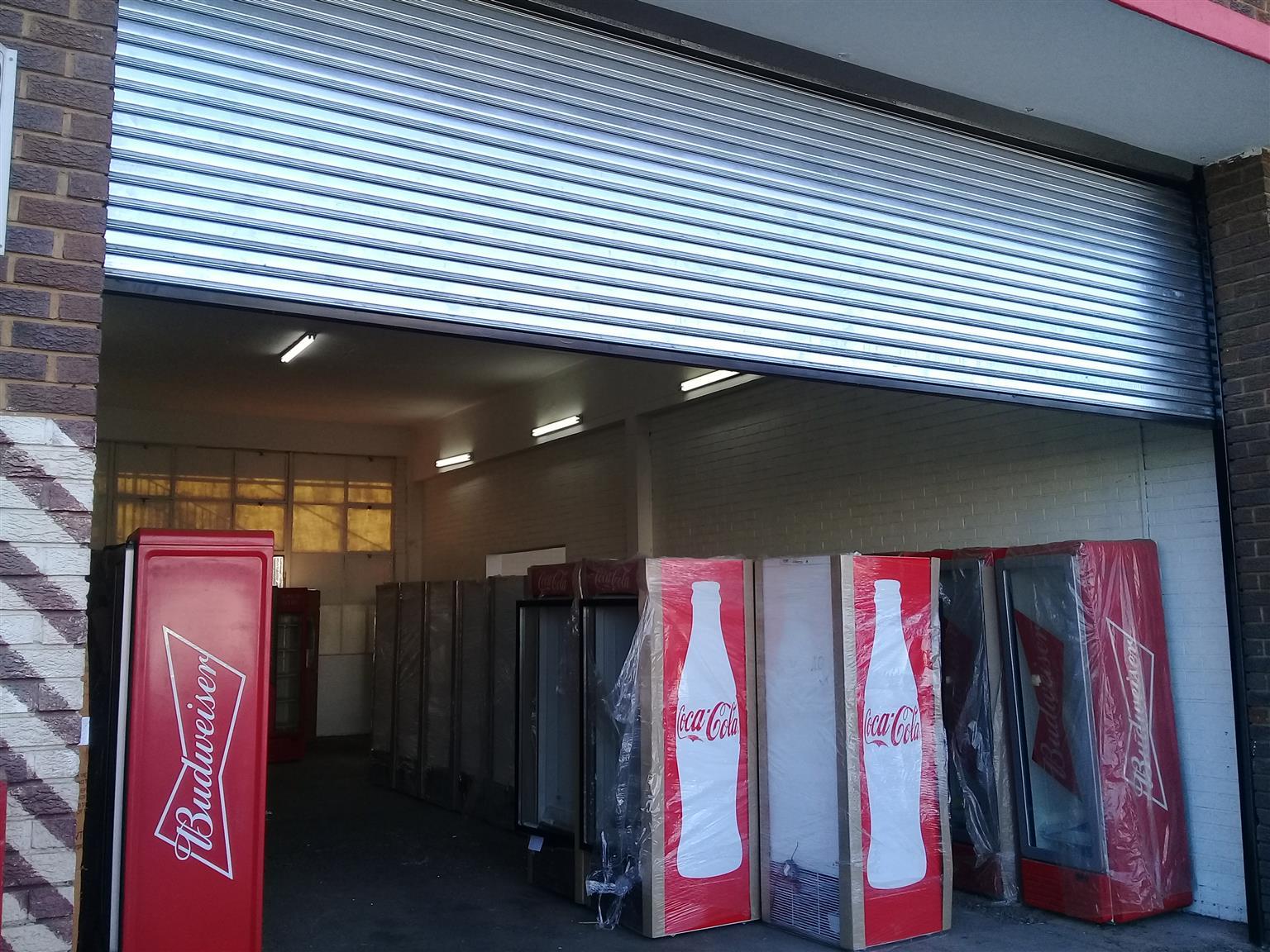 Roller shutter and Garage doors