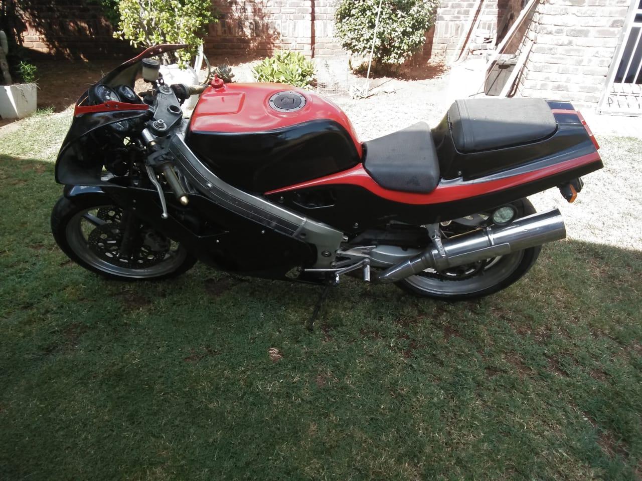 1993 Honda VFR