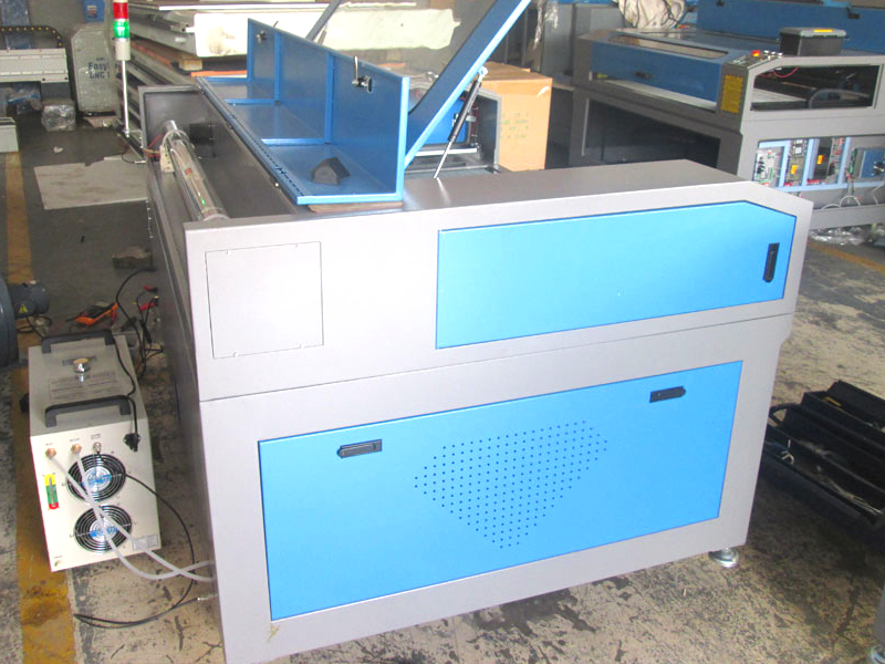 LC2-1610/C180 TruCUT Performance Range 1600x1000mm Cabinet, Conveyor Table, CCD Camera for