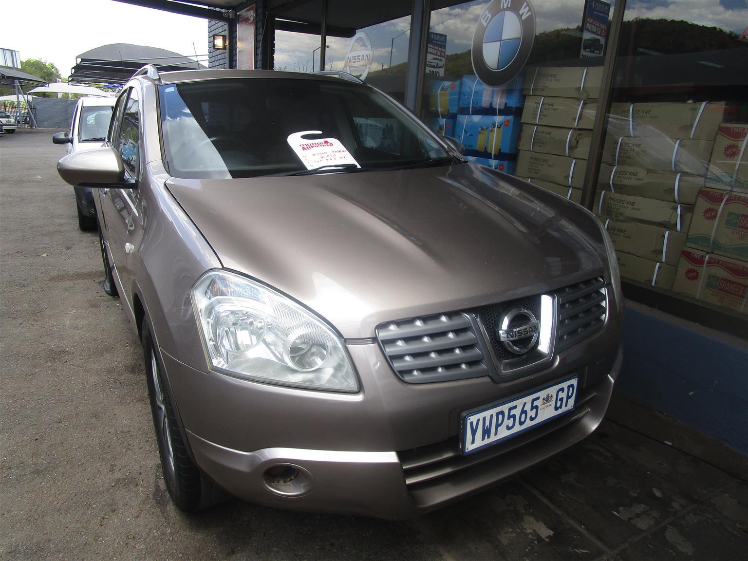 2010 Nissan Qashqai QASHQAI 1.5 dCi TEKNA