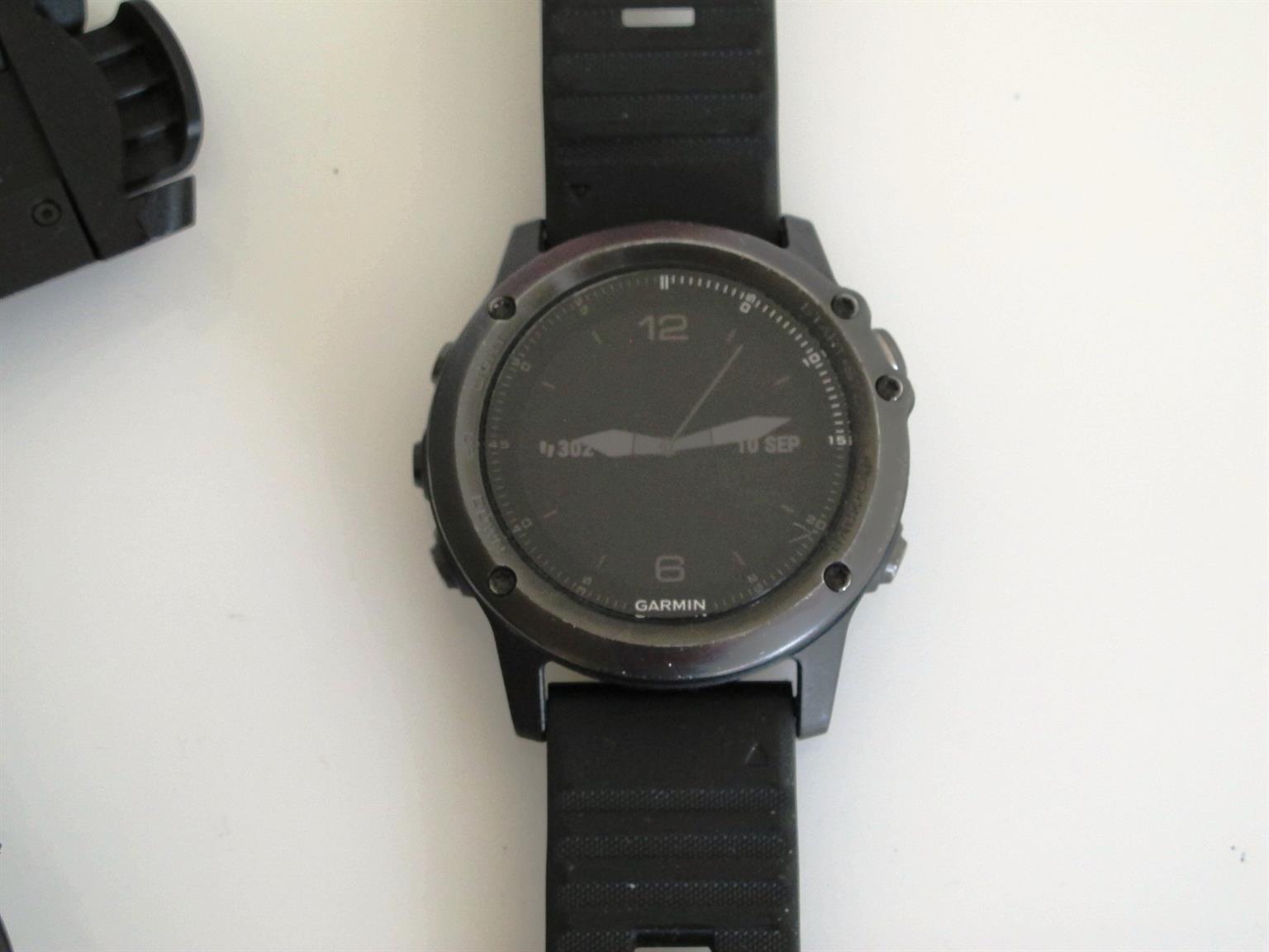 Garmin Fenix 3 GPS multi sports watch Performer