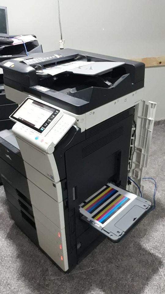 Heavy Duty A3 Colour Copiers for printng tender documents etc. Delivery and Installation included