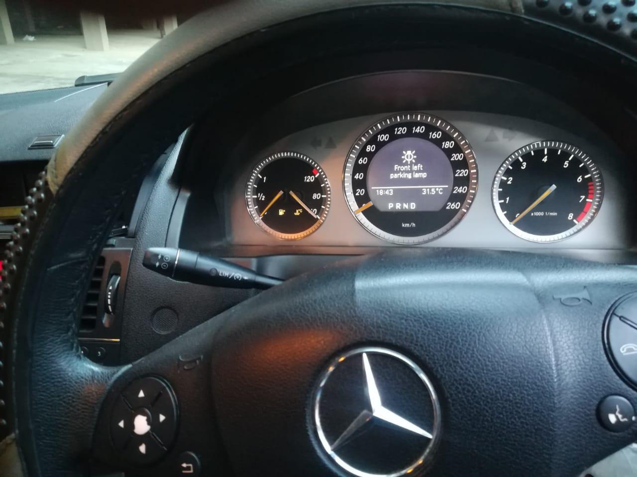 2008 Mercedes Benz 200S