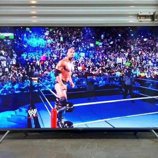 58 inch sinotec smart tv